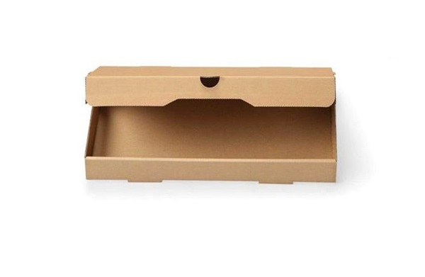 "18"" Corr Brown Pizza Box 50/BD"
