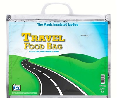 Travel Design Large Hot & Cold Bags 10/bg