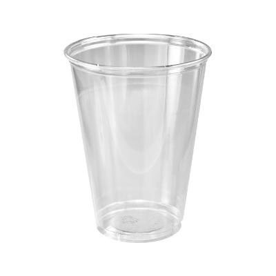 Cold Cup 10 oz. Clear PET Plastic 1000/CS Dart Solo TP10D