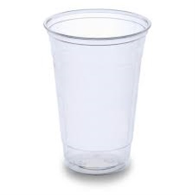 Cold Cup 24 oz. PET Clear Cup 600/CS Dart TD24