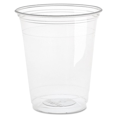 Cold Cup 16 oz. PET Clear Cup 1000/CS Dart TP16D