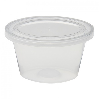 2 Oz Portion Cup With Lid YE502 1000/CS