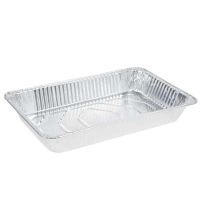Full-Size Deep Aluminum Pans 50/CS
