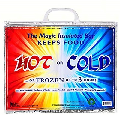 Large Hot & Cold Bag 10/bg L-310