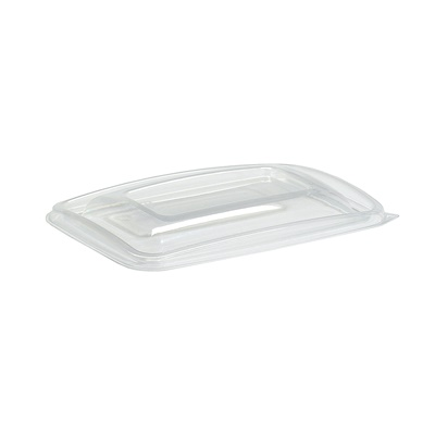 Salad And Sandwich Two-piece 10x7 Flat Lid 400/CS DPITFP1LID