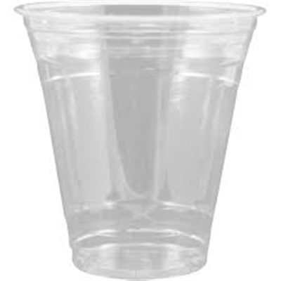 Cold Cup 12 Oz Squat PET Cup Clear 1000/CS