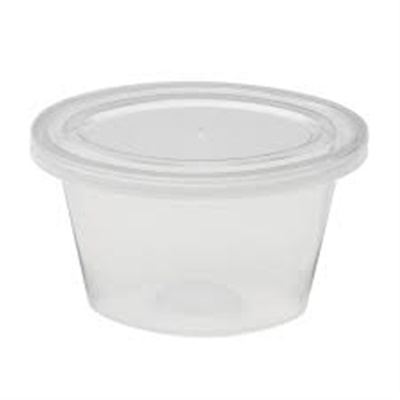3 Oz Clear Portion Cups Combo E503
